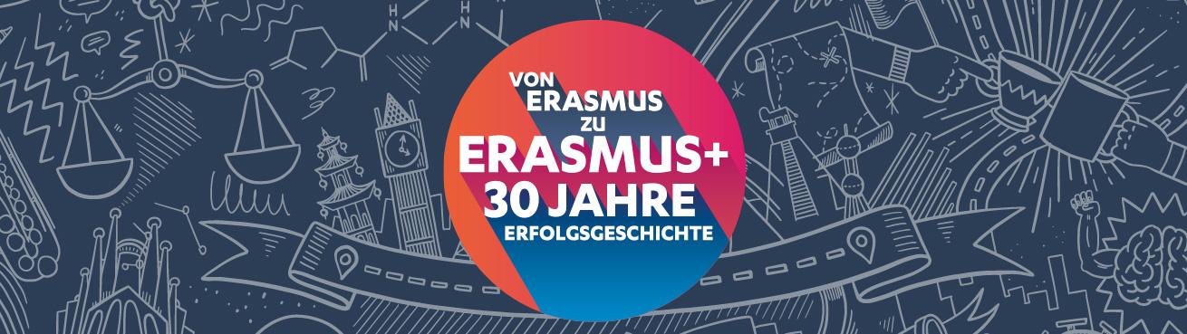30 Jahre Erasmus+