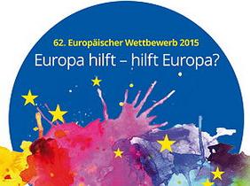 Logo Europäischer Wettbewerb 2015